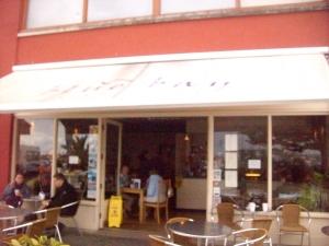 cafe at penzance